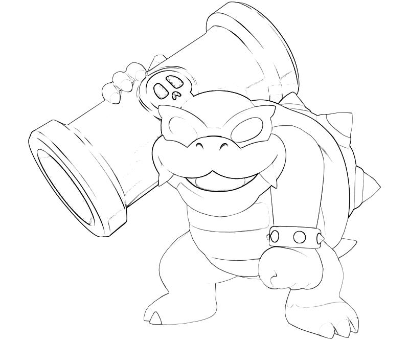 printable-roy-koopa-staff_coloring-pages-4