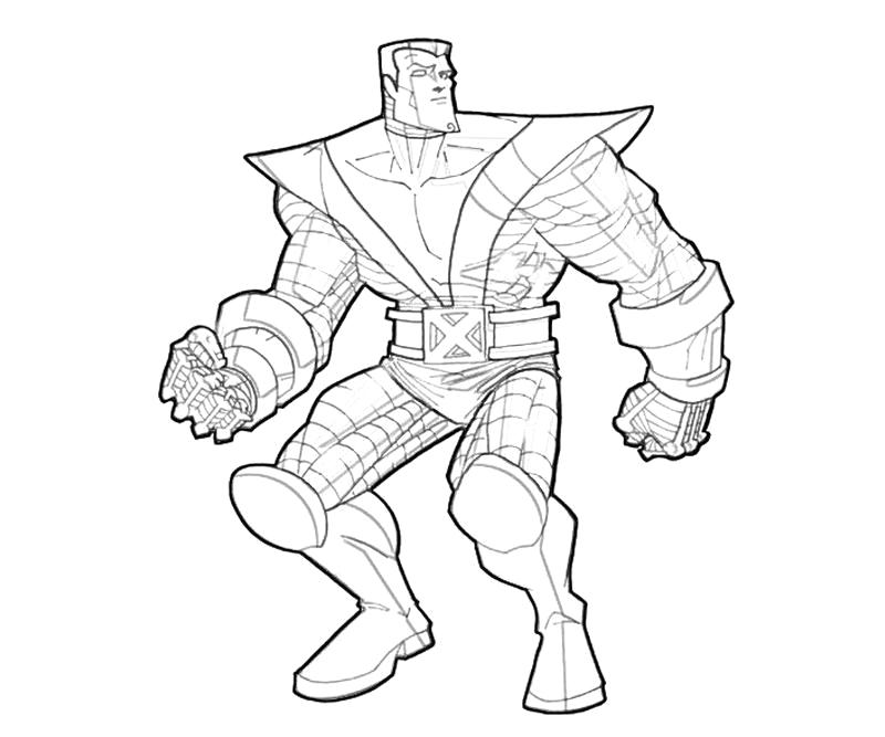 x-men-colossus-characters-part-2-coloring-pages