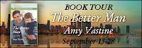 THE BETTER MAN Grand Finale Blitz & Giveaway