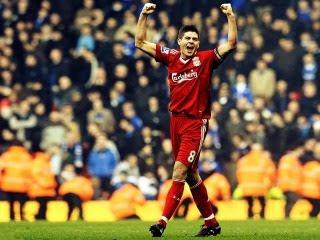Steven Gerrard, Liverpool FC download besplatne pozadine slike za mobitele