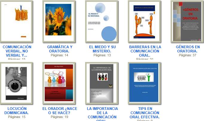 PUBLICACIONES DE ADA REYES