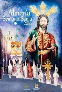 Cartel Semana Santa Almería 2016