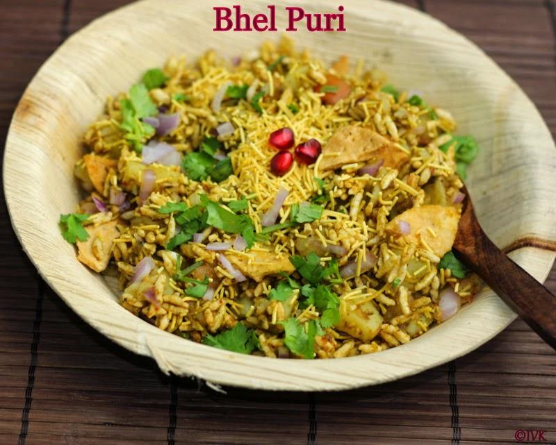 Indianvegkitchen bhel puri indian street food recipes bhel puri indian street food recipes forumfinder Choice Image