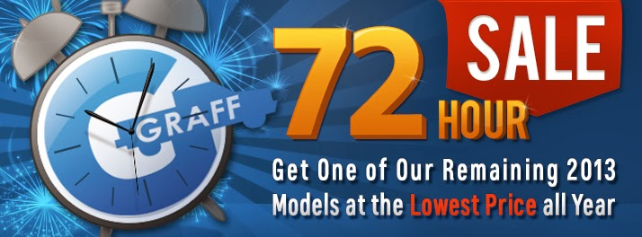 72 Hour Sale at Graff Chevrolet Bay City