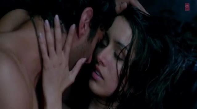 shraddha kapoor hot sex scene