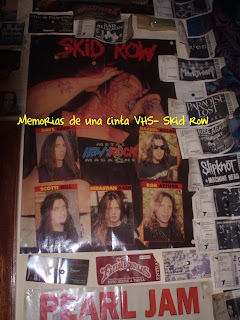 poster Skid Row