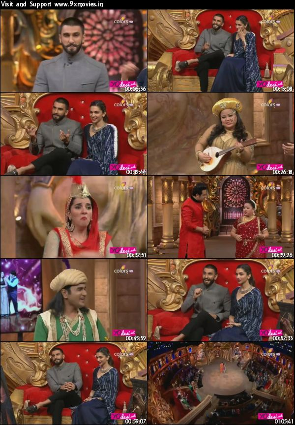 Comedy Nights Bachao 19 Dec 2015 HDTV 480p