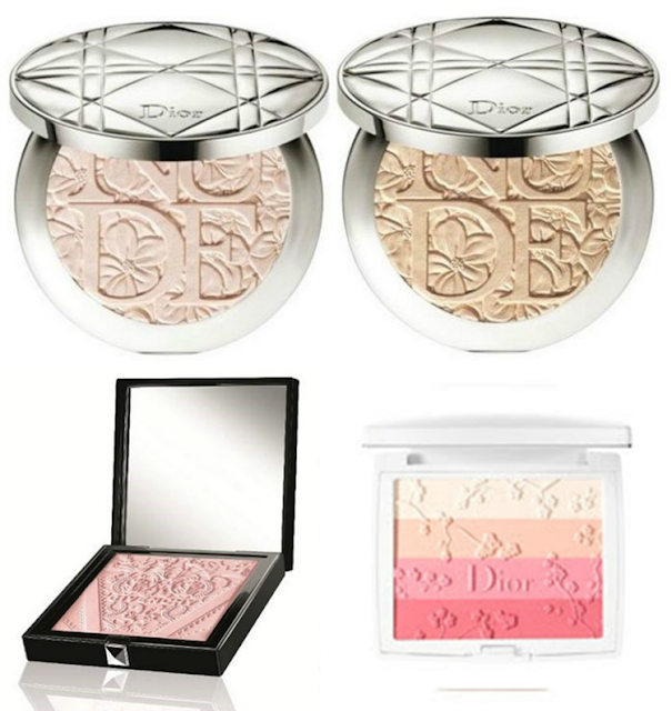 Snow Cherry Bloom Powder Givenchy Glowing Gardens