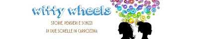 Witty Wheels | Due sorelle in carrozzina