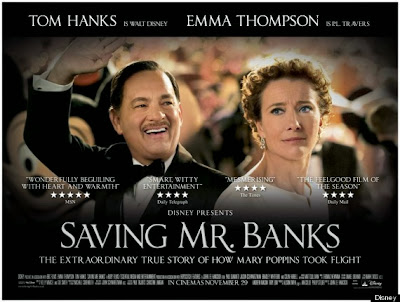 Saving Mr. Bank Poster
