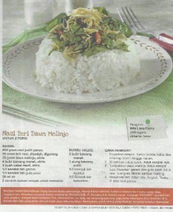 1st recipe