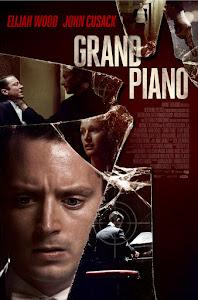 Grand Piano Poster