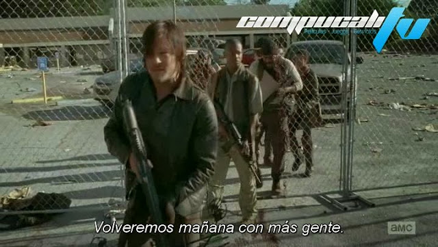 The Walking Dead Temporada 4 HDTV