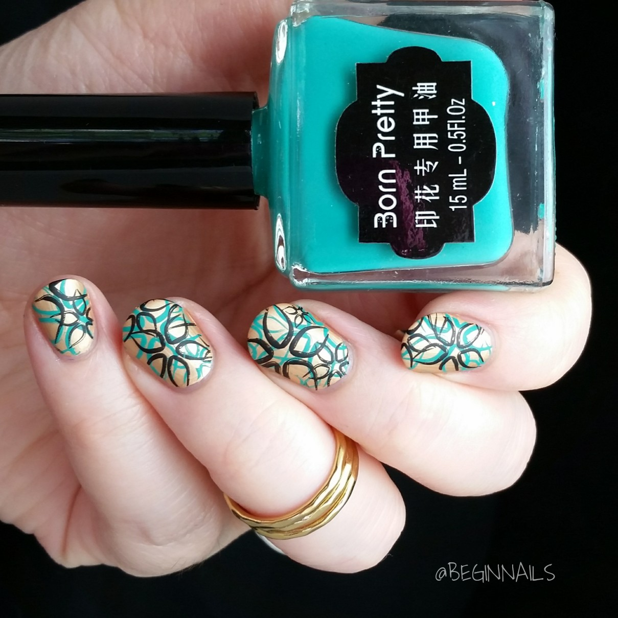 Let\'s Begin Nails: Born Pretty Stamping Polishes Review