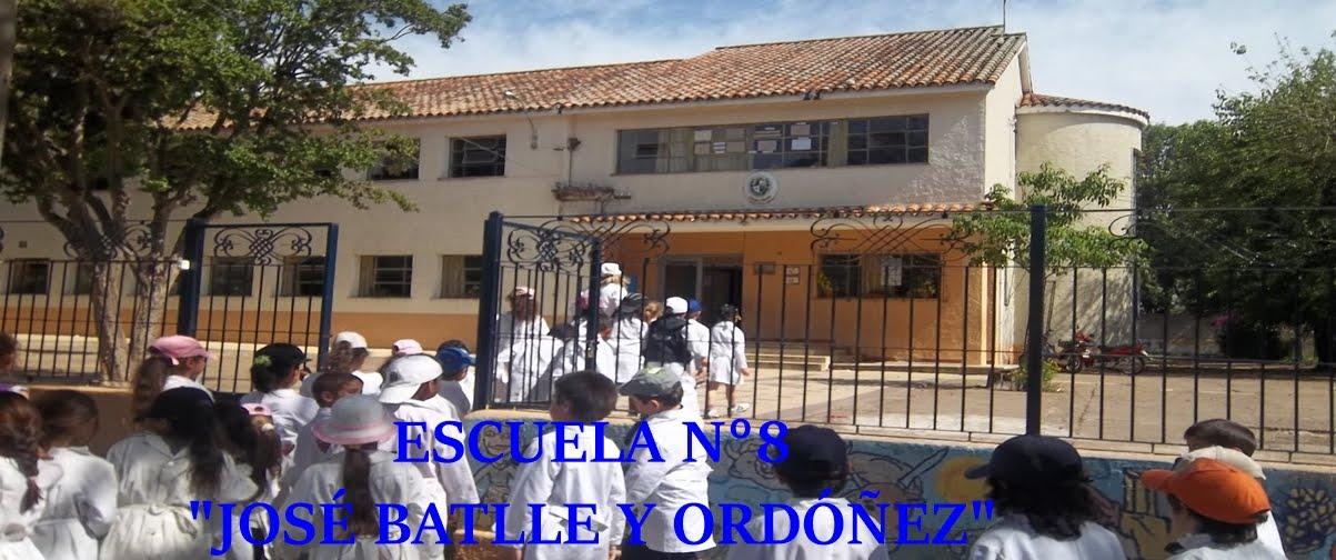 ESCUELA Nº8 SALTO