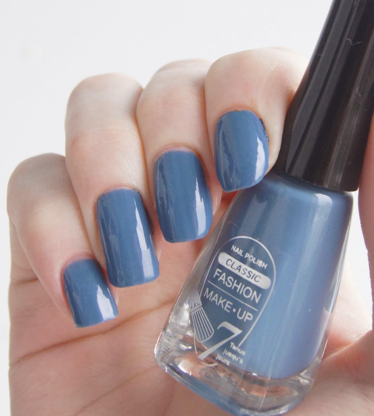 vernis bleu 0139 babou