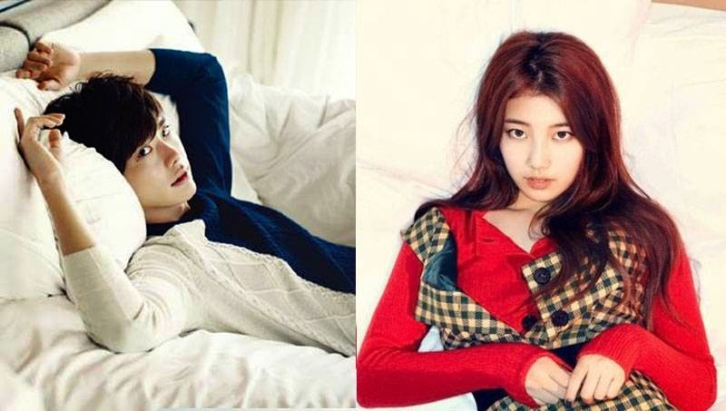 dating rumor lee jong suk and miss a suzy