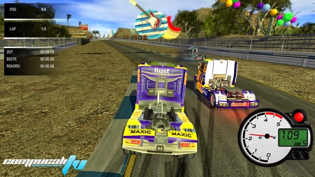 World Truck Racing PC Game