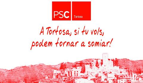 A Tortosa, si tu vols, podem tornar a somiar!