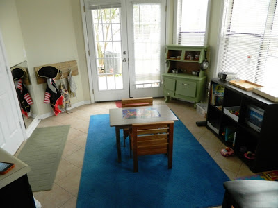 Setting Up A Montessori Home Part 1 by Marie Mack {Montessori on a Budget blog}