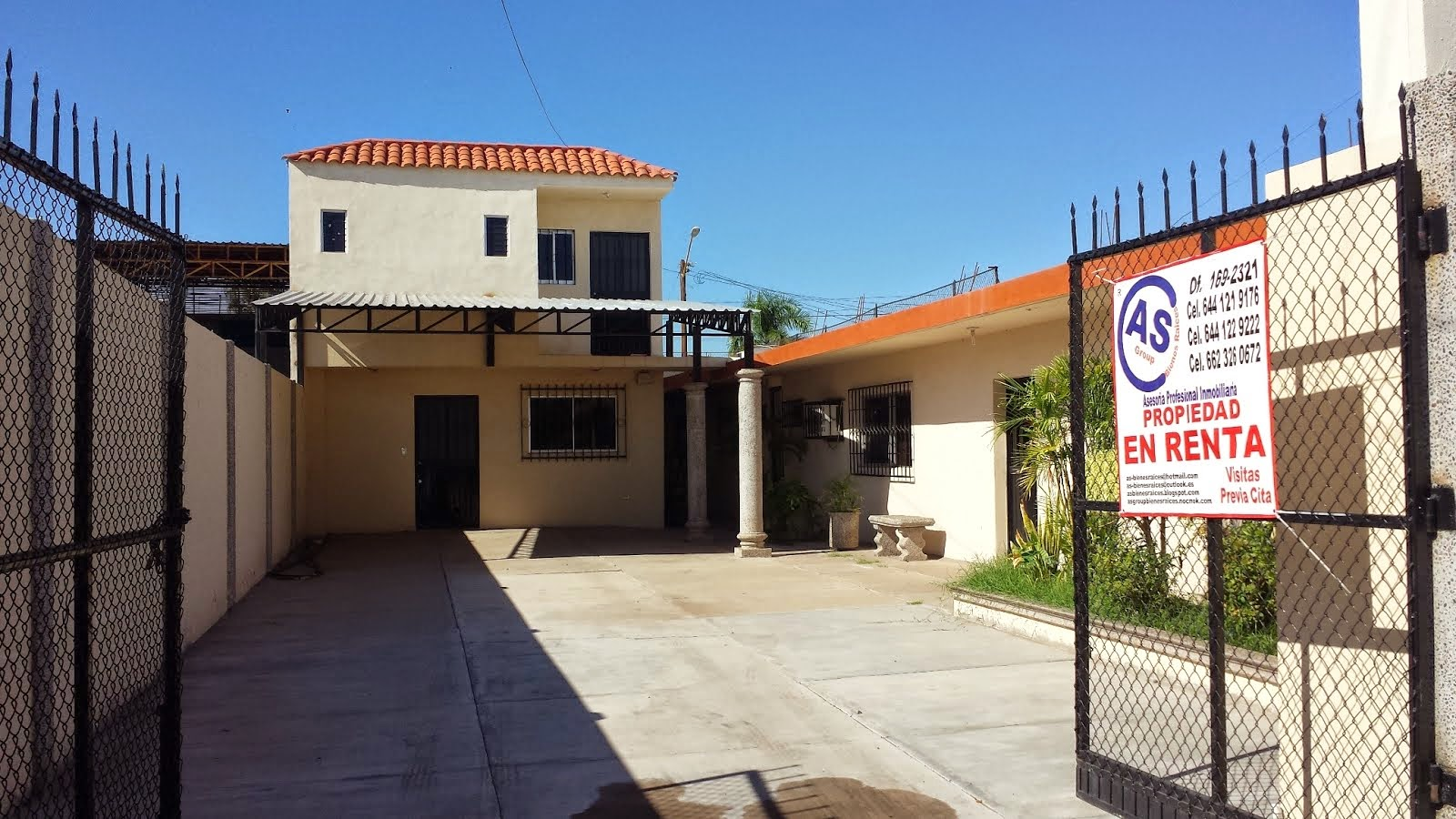 RENTA Col, Centro $4000
