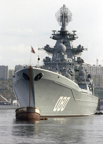 Крейсер Адмирал Нахимов
