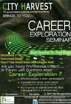 You are All Welcome to Career Exploration Seminar