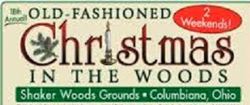 Christmas in the Woods--Columbiana, Ohio