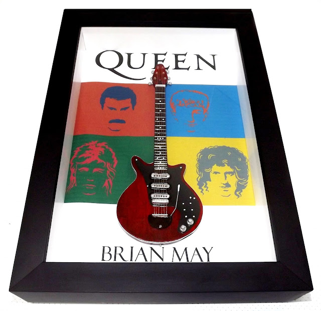 mini guitarra brian may