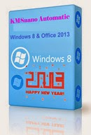 KMSnano V 21 activator for Windows 7/8 and Office 2010/2013
