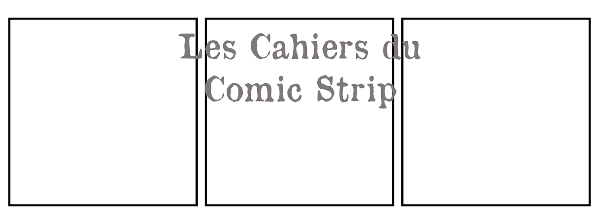 Les Cahiers du Comic Strip