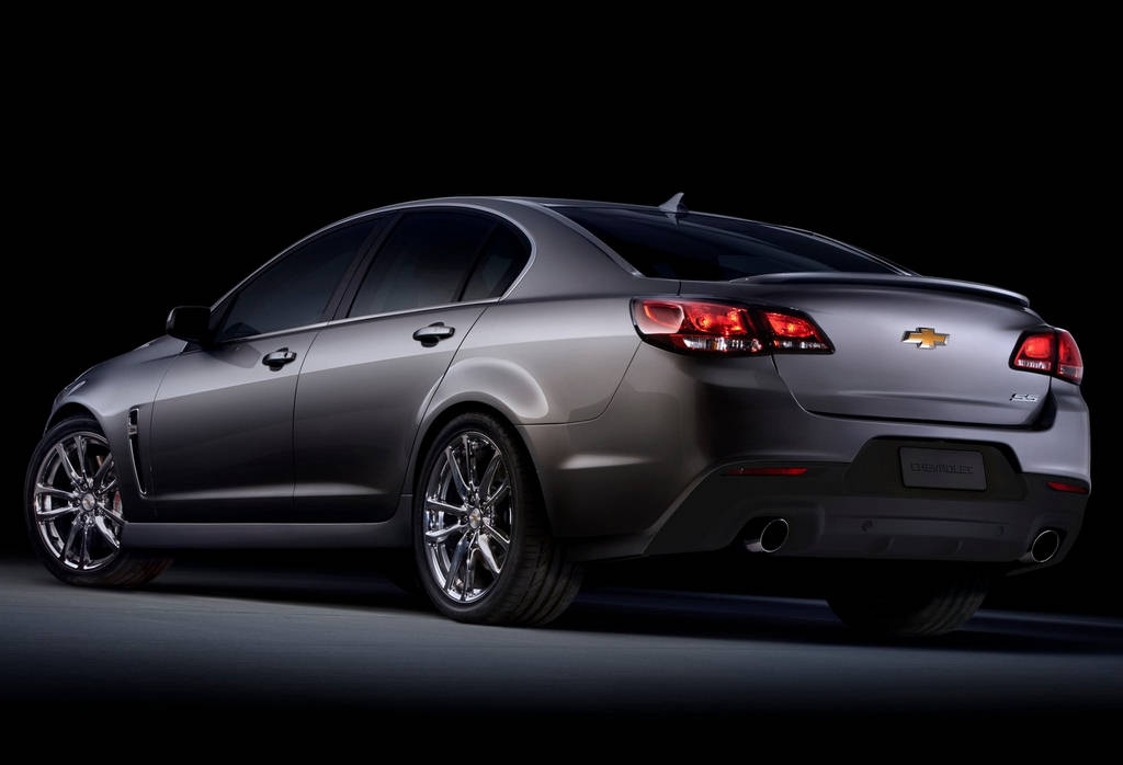 chevy ss wallpaper - photo #28