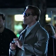 James Cameron, 'True Lies': The good guys smoke.