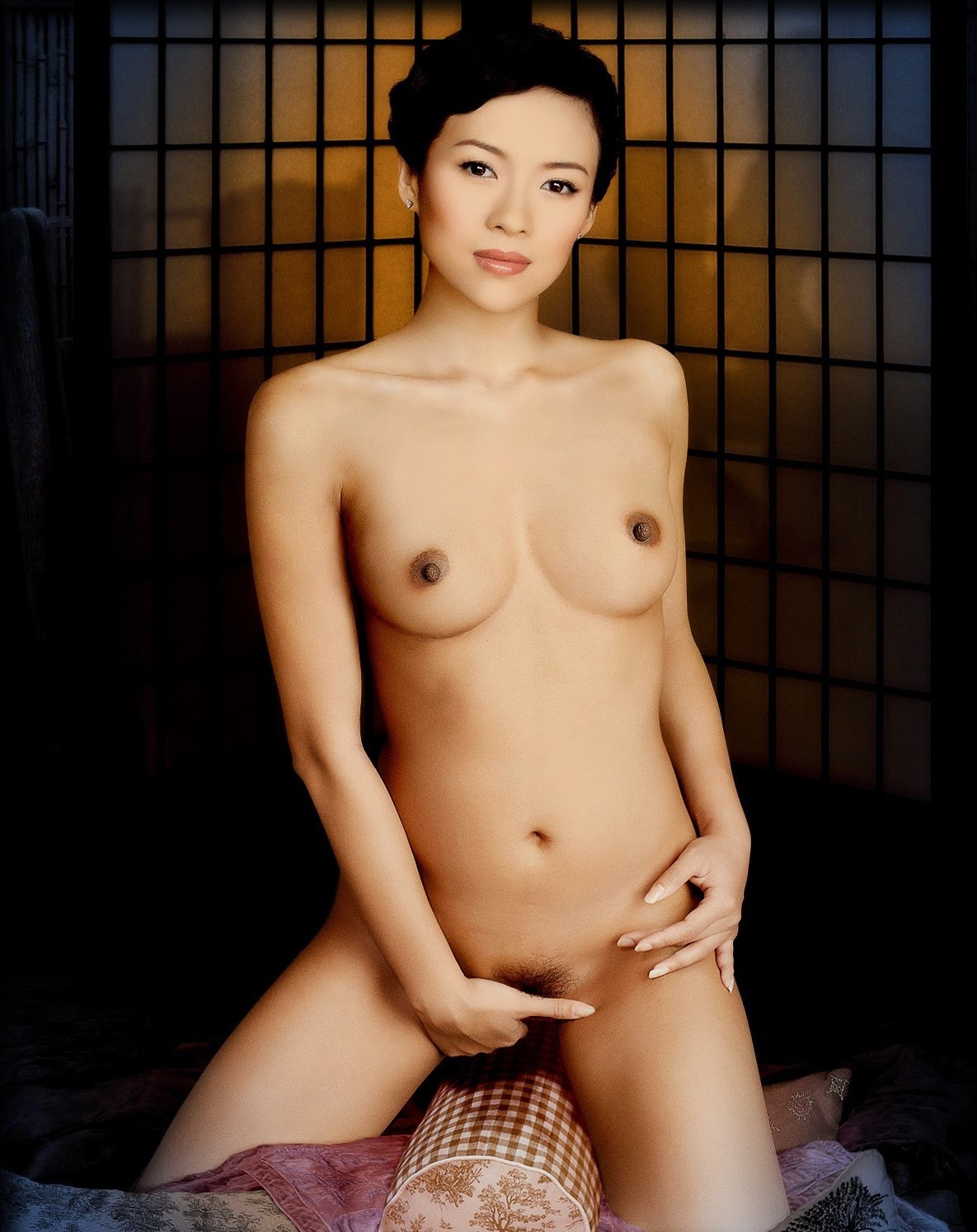 Asian women nudist photos