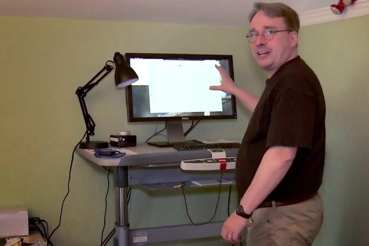Así Trabajan Los Gurús De Linux (Linus Torvalds, Greg Kroah-Hartman, Steve Rostedt)