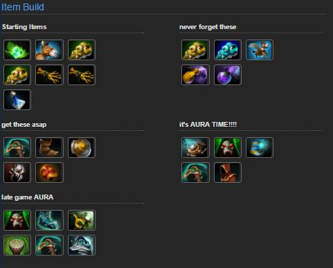 dota 2 guides and updates