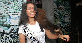 Miss Coffee Indonesia