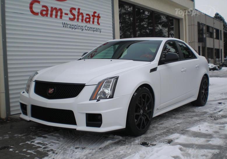 2011 Cadillac CTS-V Cam Shaft