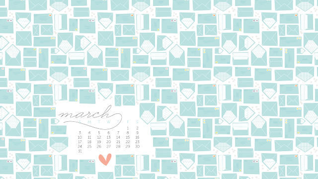 march 2013 desktop calendar