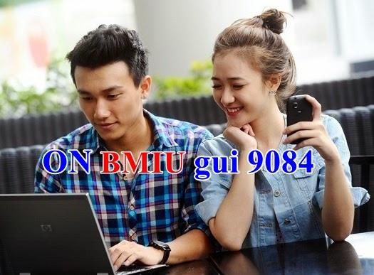Đăng ký 3G gói Bmiu Mobifone cho máy tính bảng tiết kiệm