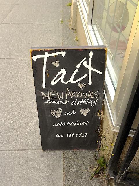 tait, boutique, vancouver, vancity, fashion, women's, apparel, clothing, lovely, great, affordable