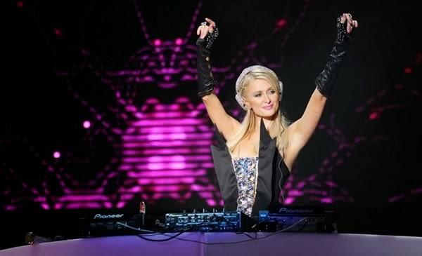 Paris Hilton adelante el single de su segundo disco