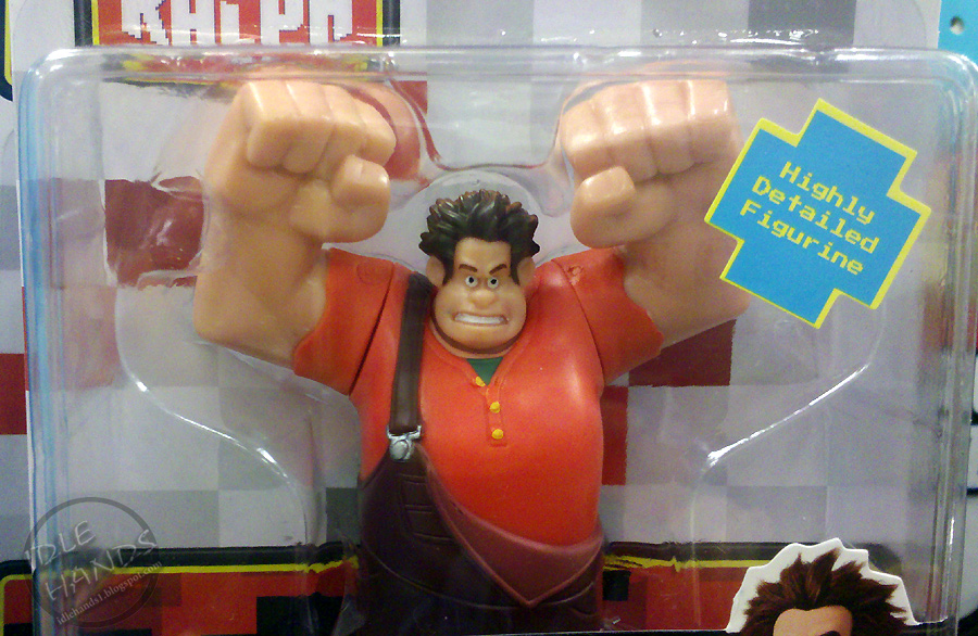 Wreck It Ralph Toys : Idle hands grab your wreck it ralph toys