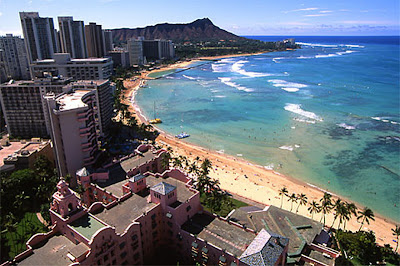 pics of waikiki beach