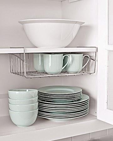 Oh naturel 15 trucos para ordenar la cocina for Organizar armarios cocina