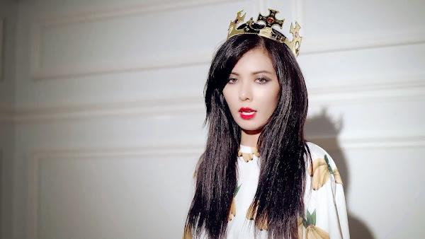 4minute Hyuna Red