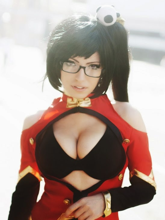 Mujeres Cosplayers