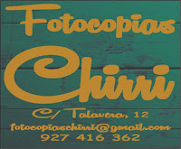 FOTOCOPIAS CHIRRI