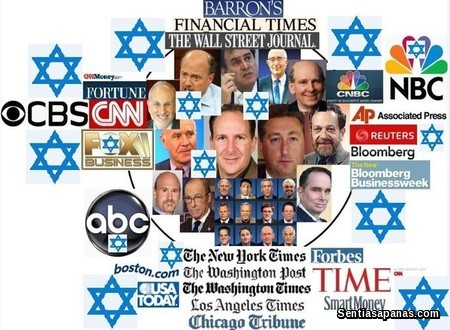 The Zionist Jewish Mafia
