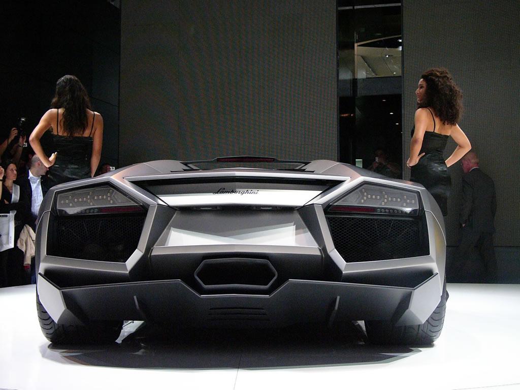 Sports Cars Lamborghini Reventon Roadster Wallpaper